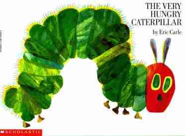 the Very HungryCaterpillar