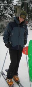 Road Skiing