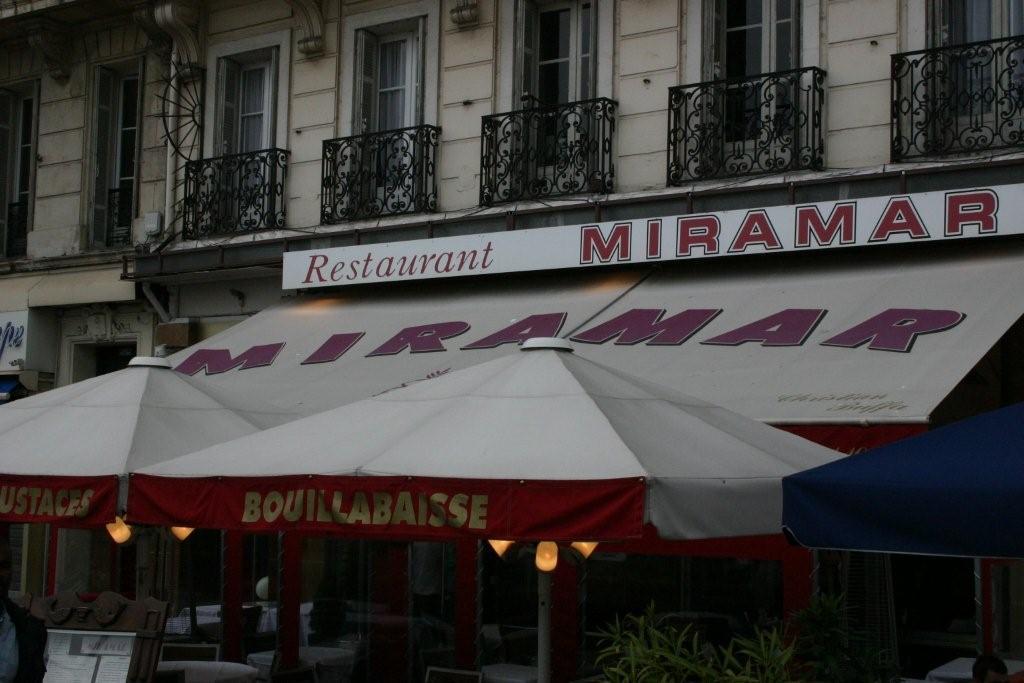 Restaurant Miramar M